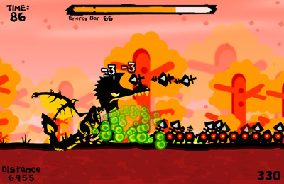 Screenshots vom Spiel Dragon Evolution für iPhone, iPad oder iPod.