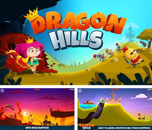 In addition to the game Jump & Splash for iPhone, iPad or iPod, you can also download Dragon hills for free.