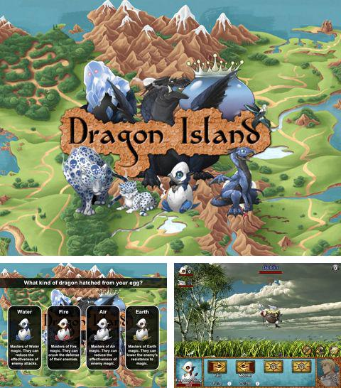 In addition to the game TurtleStrike for iPhone, iPad or iPod, you can also download Dragon island blue for free.