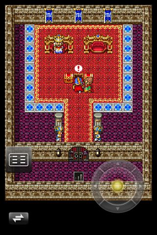 Descarga gratuita de Dragon quest para iPhone, iPad y iPod.