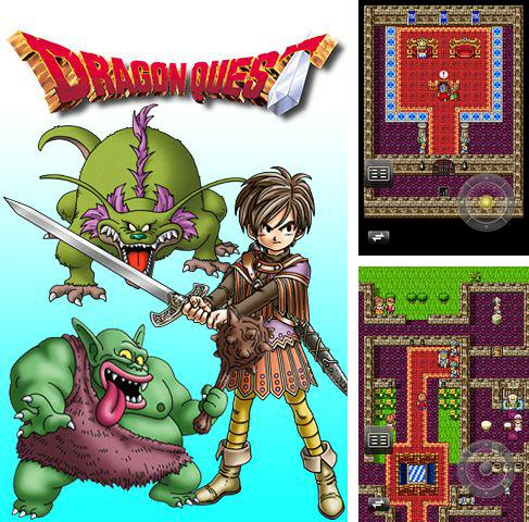 In addition to the game Dungeon battles for iPhone, iPad or iPod, you can also download Dragon quest for free.