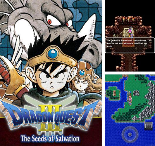 Alem do jogo Macaco Reativo para iPhone, iPad ou iPod, voce tambem pode baixar Busca do Dragão 3: As sementes da salvação, Dragon quest 3: The seeds of salvation gratuitamente.