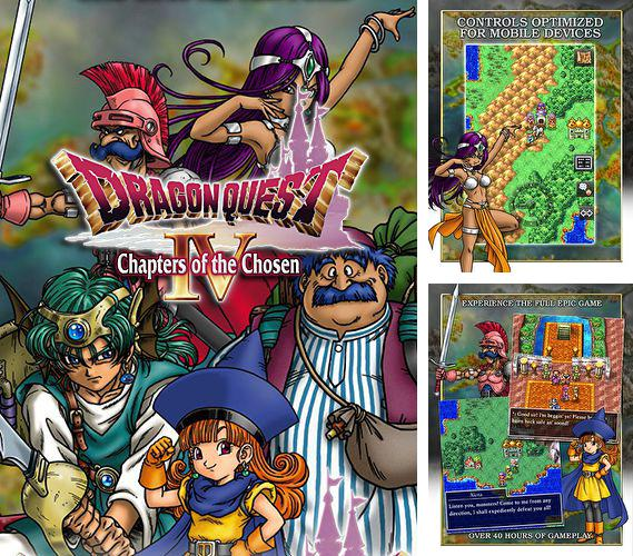 Dragon quest 4: Chapters of the chosen