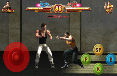 Скачать Dragon Returns: Martial Arts Warriors на iPhone бесплатно