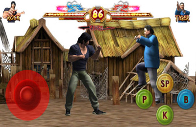 Игра Dragon Returns: Martial Arts Warriors для iPhone