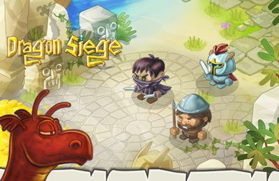 Screenshots of the Dragon Siege game for iPhone, iPad or iPod.
