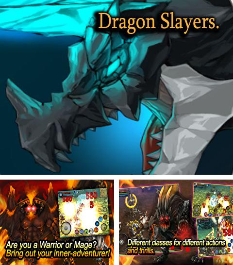 In addition to the game Frontline Commando: D-Day for iPhone, iPad or iPod, you can also download Dragon Slayers for free.