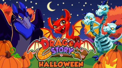 Dragon Story: Halloween