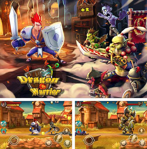 Download Dragon & warrior iPhone free game.