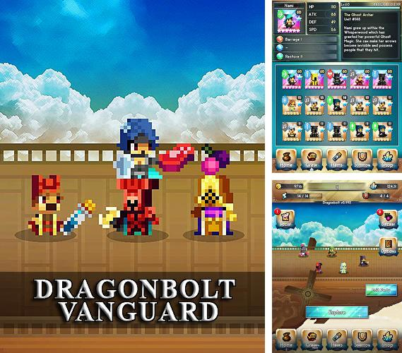In addition to the game Taste buds for iPhone, iPad or iPod, you can also download Dragonbolt vanguard for free.