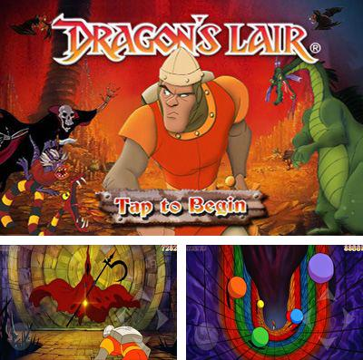 Alem do jogo As Aventuras de Monstro para iPhone, iPad ou iPod, voce tambem pode baixar Covil do Dragão, Dragon's Lair 30th Anniversary gratuitamente.