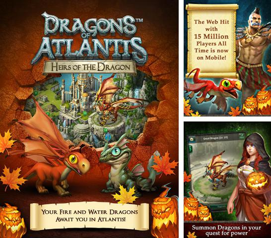 In addition to the game Adventures of Bob for iPhone, iPad or iPod, you can also download Dragons of Atlantis: Heirs of the Dragon for free.