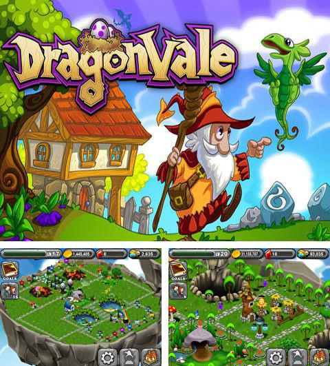 In addition to the game Death Worm for iPhone, iPad or iPod, you can also download DragonVale for free.