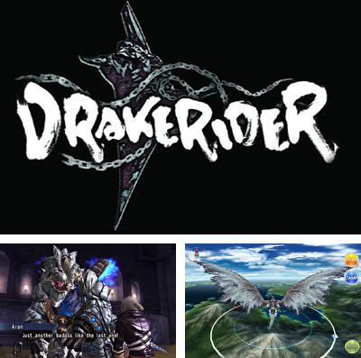 In addition to the game Lego Star wars: The force awakens for iPhone, iPad or iPod, you can also download DRAKERIDER Chains Transcendent for free.