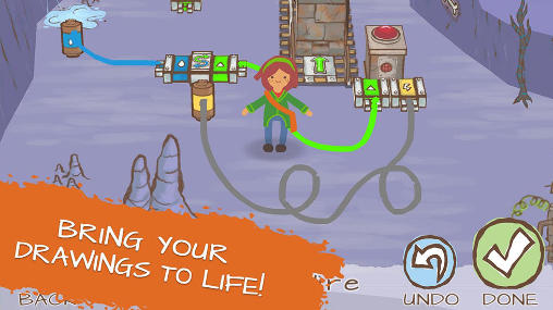 Download Draw a stickman: Epic 2 iPhone free game.