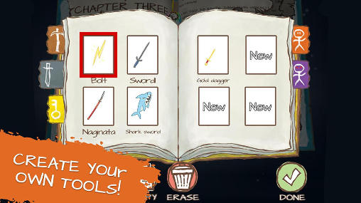 Free Draw a stickman: Epic 2 download for iPhone, iPad and iPod.