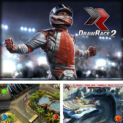 In addition to the game Hello moto for iPhone, iPad or iPod, you can also download DrawRace 2 for free.
