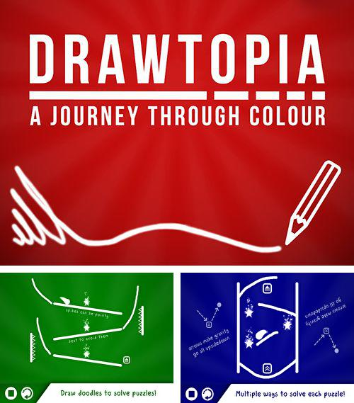 In addition to the game Rivals at War: 2084 for iPhone, iPad or iPod, you can also download Drawtopia for free.