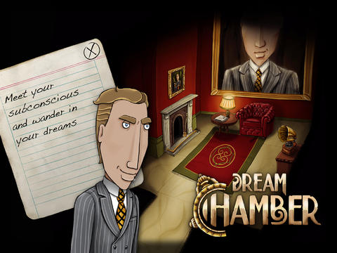 Free Dream Chamber download for iPhone, iPad and iPod.