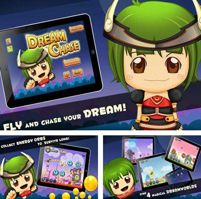 In addition to the game The Shadow Sun for iPhone, iPad or iPod, you can also download Dream Chase Pro for free.