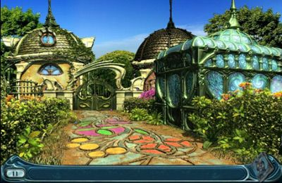 Screenshots vom Spiel Dream Chronicles für iPhone, iPad oder iPod.