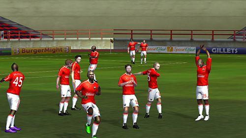 Screenshots of the Dream league: Soccer 2016 game for iPhone, iPad or iPod.