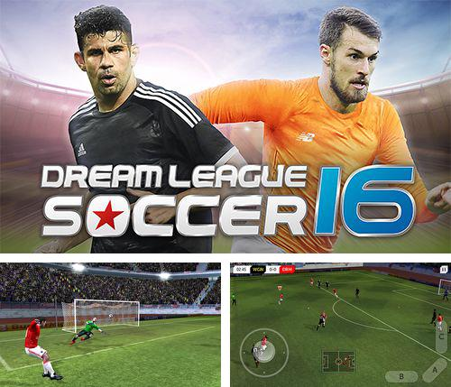 In addition to the game Roads of Rome 3 HD for iPhone, iPad or iPod, you can also download Dream league: Soccer 2016 for free.