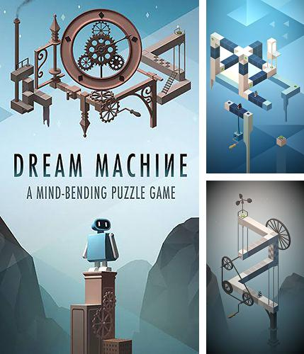 In addition to the game Deep Space Race for iPhone, iPad or iPod, you can also download Dream machine: The game for free.