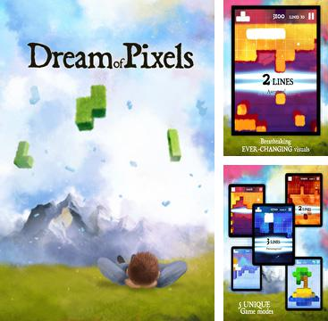 In addition to the game Ark of the Ages for iPhone, iPad or iPod, you can also download Dream of Pixels for free.