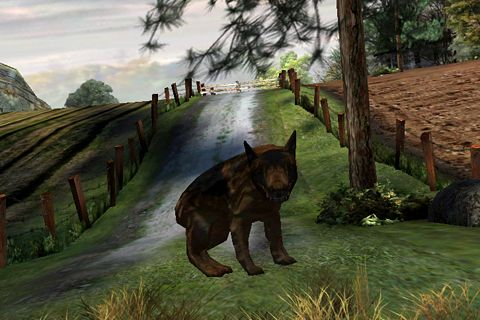 Screenshots of the Dream scape game for iPhone, iPad or iPod.