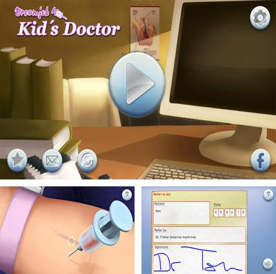 In addition to the game Bomber Catapult – Rescue Her for iPhone, iPad or iPod, you can also download Dreamjob Kid's Doctor - My little hospital for free.