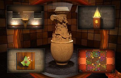 Capturas de pantalla del juego Dreams of Spirit: Fire Gate para iPhone, iPad o iPod.