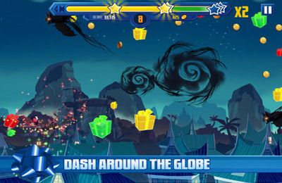 Download DreamWorks Dash n Drop iPhone free game.