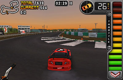 Descarga gratuita de Drift Mania Championship para iPhone, iPad y iPod.