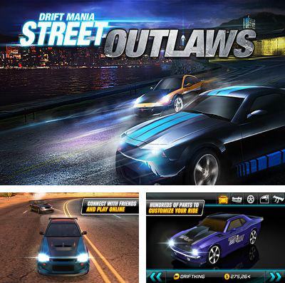 In addition to the game Rage Warriors for iPhone, iPad or iPod, you can also download Drift Mania: Street Outlaws for free.