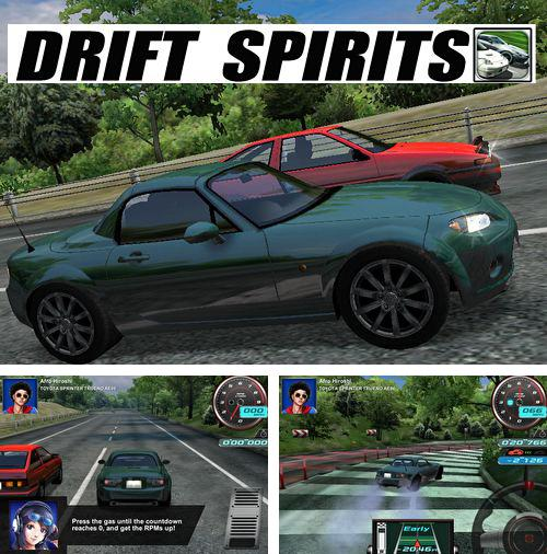 In addition to the game Charge The Zombie for iPhone, iPad or iPod, you can also download Drift spirits for free.