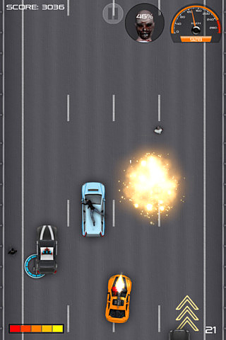 Free Drive! download for iPhone, iPad and iPod.