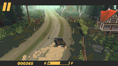Free Drive: An endless driving video game download for iPhone, iPad and iPod.