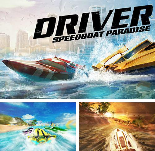 In addition to the game Strawhat pirates for iPhone, iPad or iPod, you can also download Driver speedboat: Paradise for free.