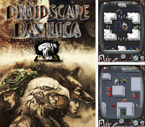 Download Droidscape: Basilica iPhone free game.