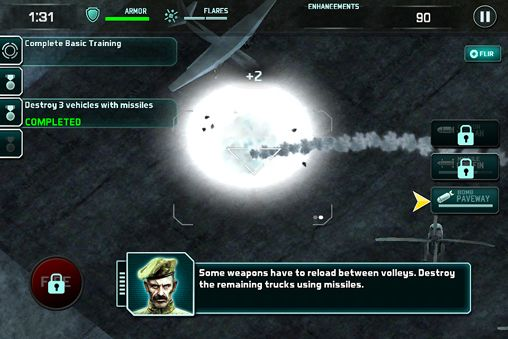 Screenshots do jogo Drone: Kill order para iPhone, iPad ou iPod.