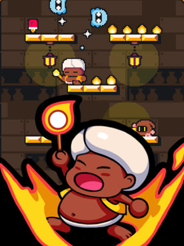 Screenshots do jogo Drop wizard tower para iPhone, iPad ou iPod.
