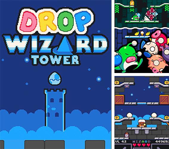 In addition to the game Sky gamblers: Rise of glory for iPhone, iPad or iPod, you can also download Drop wizard tower for free.