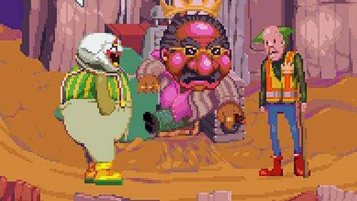 Screenshots of the Dropsy game for iPhone, iPad or iPod.