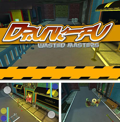 Download Drunk-fu: Wasted masters iPhone free game.