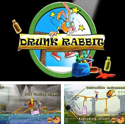In addition to the game Kungfu taxi for iPhone, iPad or iPod, you can also download Drunk Rabbit for free.