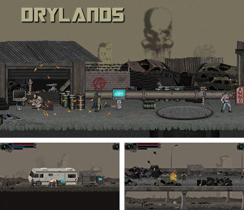 In addition to the game Toy Defense 2 for iPhone, iPad or iPod, you can also download Drylands for free.