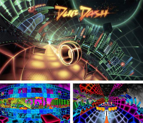In addition to the game Darkness Escape Deluxe for iPhone, iPad or iPod, you can also download Dub dash for free.
