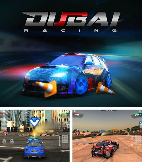 In addition to the game Cats: Crash arena turbo stars for iPhone, iPad or iPod, you can also download Dubai racing for free.