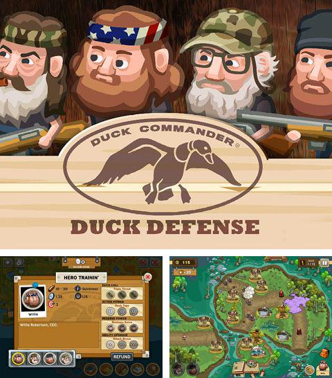 In addition to the game Super Badminton for iPhone, iPad or iPod, you can also download Duck commander: Duck defense for free.